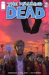 The Walking Dead # 18