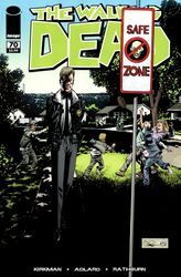 The Walking Dead # 70