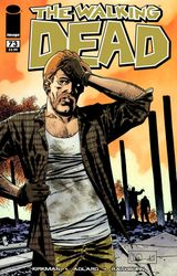 The Walking Dead # 73