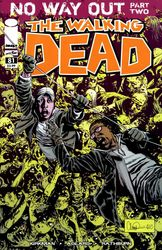 The Walking Dead # 81