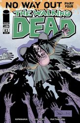 The Walking Dead # 83