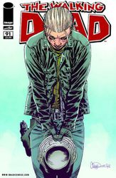 The Walking Dead # 91