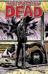 The Walking Dead # 75 [Retailer Incentive, 1:75 Variant Cover]