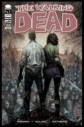 The Walking Dead # 100 Marc silvestri Variant