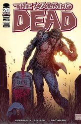The Walking Dead # 100 Todd McFarlane Variant