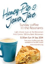 Honey Pie & Java Jive