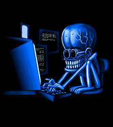 Hacking gif