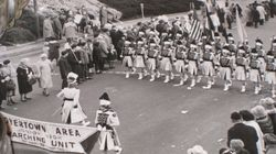 Governor's Inaugural Parade 1963 ~