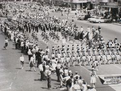 1964 Armed Forces Day Parade, Reading ~