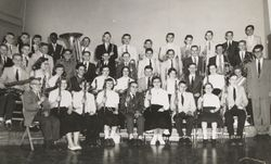 Boyertown Junior High School Concert Band 1957 ~