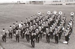 Boyertown Junior High School Marching Band
