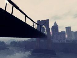 Rainy day at Bridgeport 1