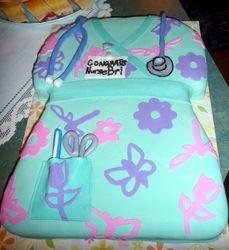 New Nurse Grade Cake
