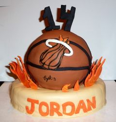 100% Edible Basketball