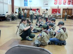 Troop Meeting