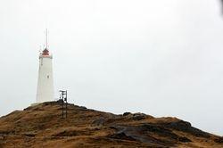 Reykjanesviti lighthouse