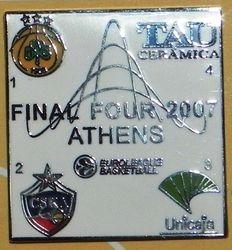 ATHENS 2007