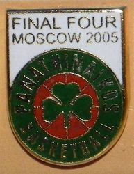 FINAL FOUR 2005