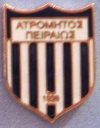 1960-1961 ATROMITOS PIREUS