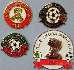 1989-1990 SCODA XANTHI