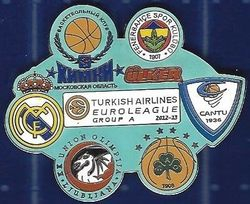 GROUP A 2012-13