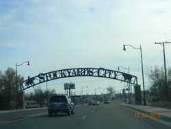 Welcome To Stockyards City