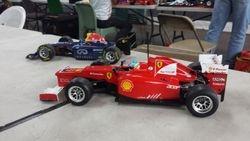 F104 and Xray X1