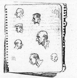 Percy Crosby's Sketchbook