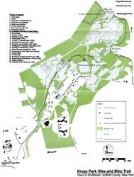 Kings Park Hike & Bike Trail (2004)