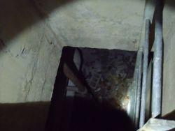 Recent Steam Tunnel Vent Ladder