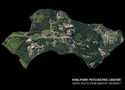 KPPC  Aerial Satellite Photo