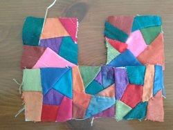 Patchwork quilt. (Day 4)