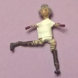 Grandma needs a hip replacement......