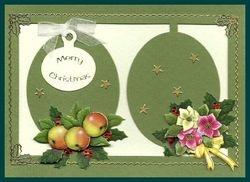 Christmas card 2011 fr: Dolphin