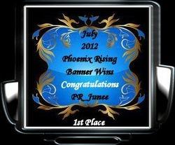 July 2012 PR_Junee 1st Place Awards