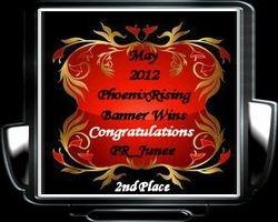 2nd Place PR_OBI June 2012