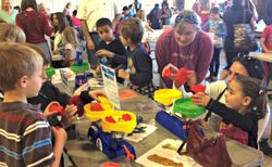 Lawrence Hall of Science Festival at TTAD