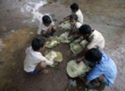 Feeding for poor