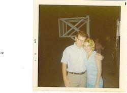 Dave Sweeney With Gloria DeHaven