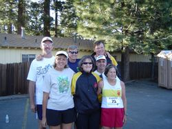 THE TAHOE RELAY TEAM