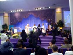 Ordination Ceremony at BWC