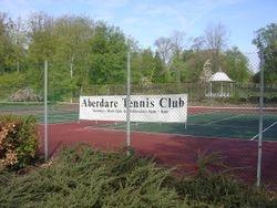 Aberdare tennis courts