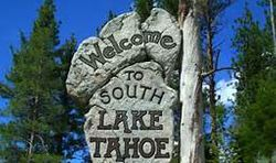 Welcome To South Lake Tahoe California : Missing Person Case