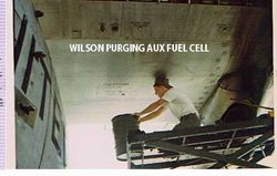 Purging AUX Fuel Cell