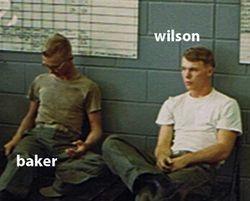Baker and Wilson