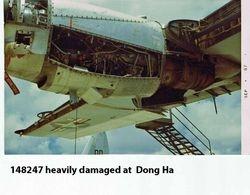 DONG HA DAMAGE