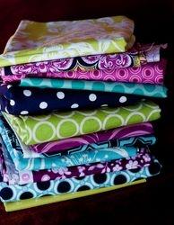 stroller blanket bundle- my first stack
