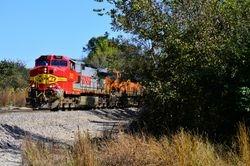 Santa Fe-BNSF 702
