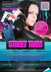 NAMEA SOUNDZ STREET TEAM PROMO