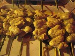 Chicken Wings, Pakpak